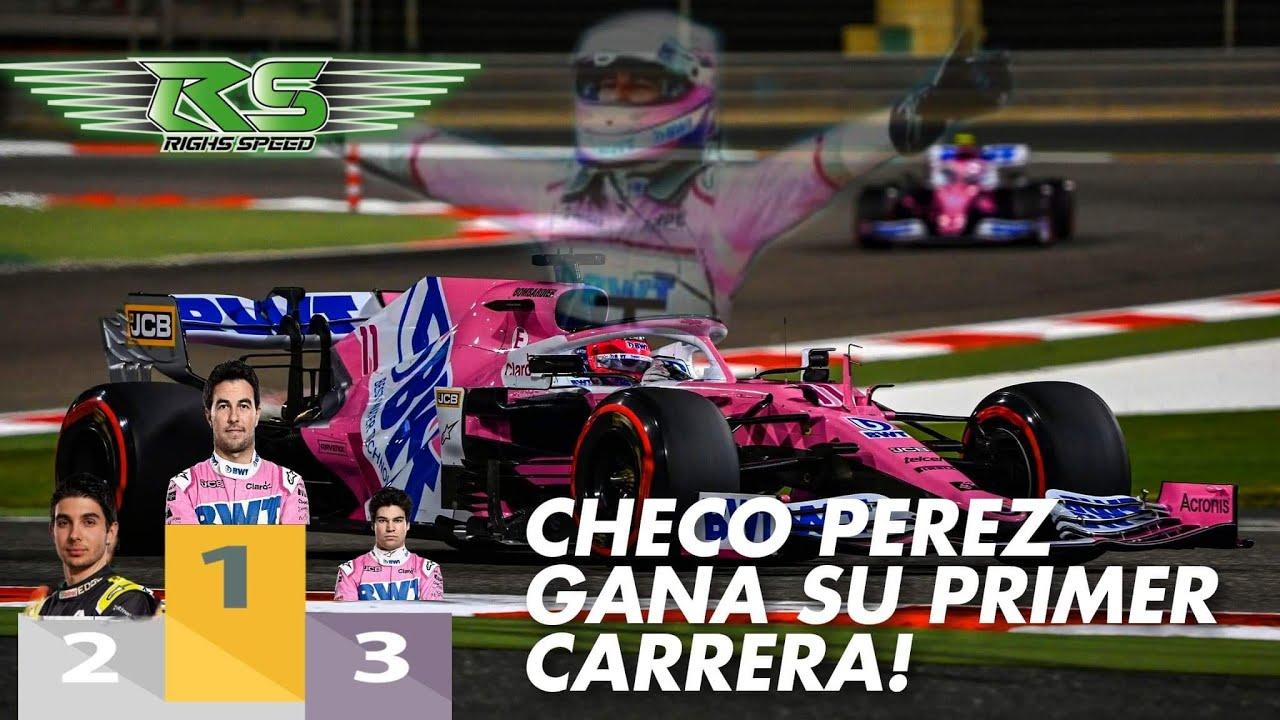 Checo Pérez