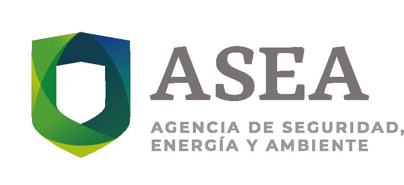 logo agencia de seguridad, energia y ambiente para gasolineras mexico
