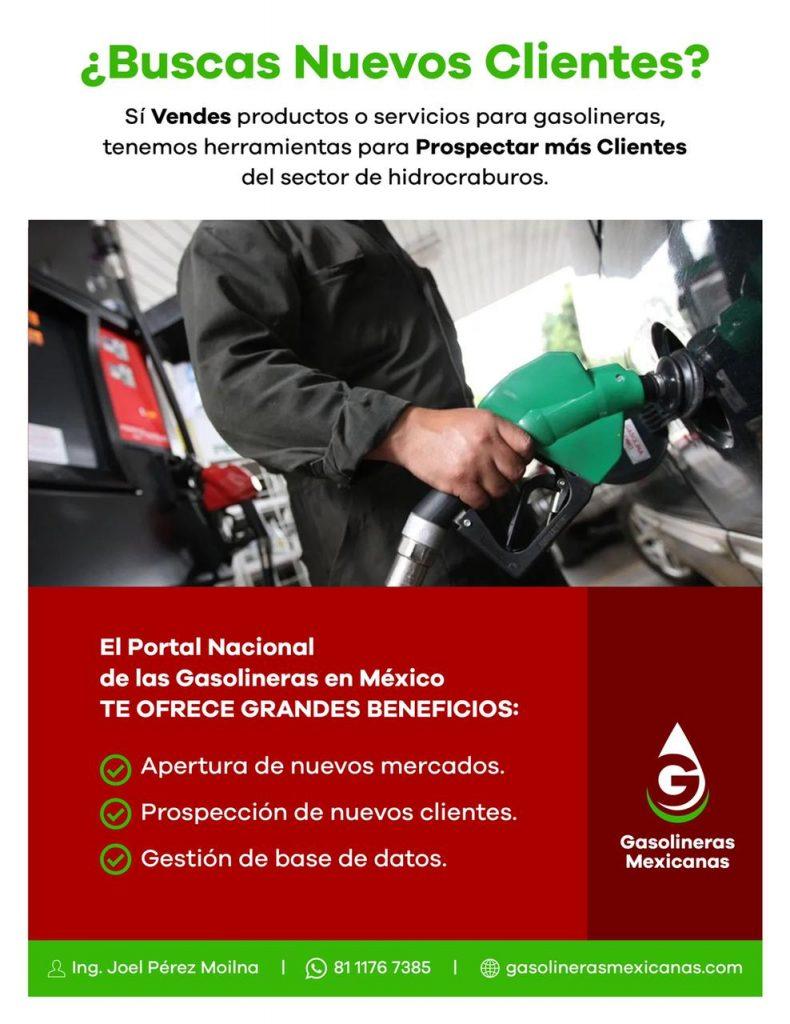 marketing gasolineras